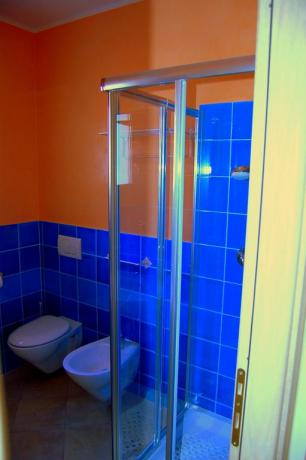 Appartamenti con box doccia in Sardegna