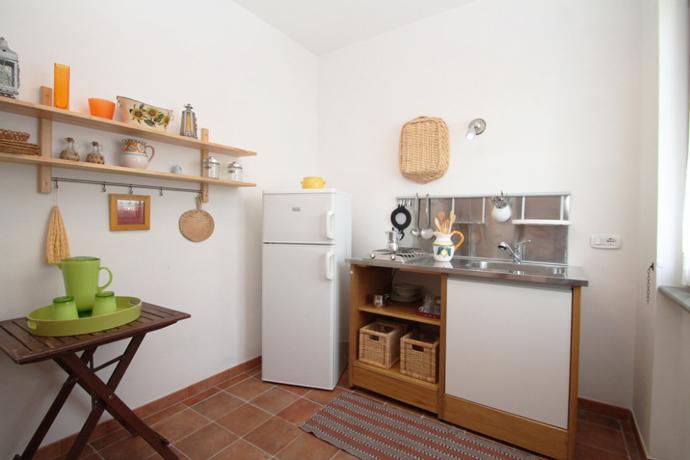 Cucina attrezzata Appartamento Licosa