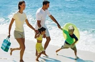 Vacanza con Bambini in Versilia, hotel fronte mare