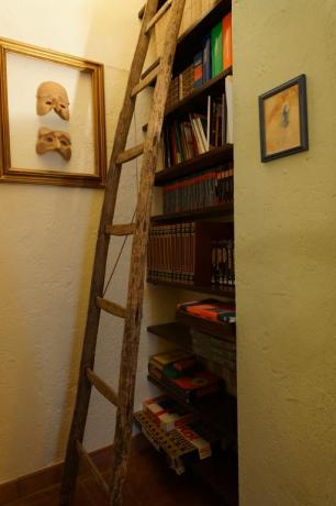Biblioteca Bed and Brekafast vicino Acquasparta