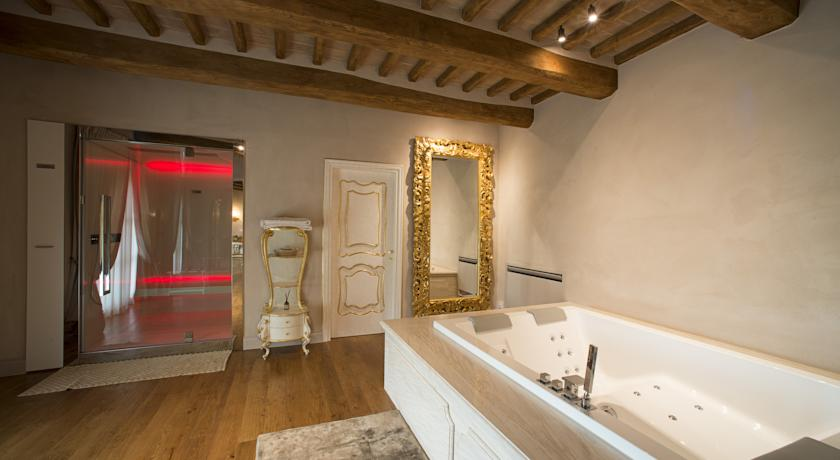 Zona benessere suite Exclusive