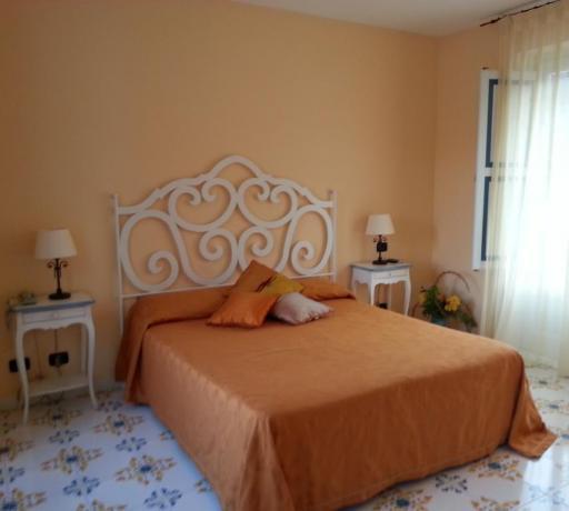 Hotel con camera matrimoniale nelle Isole Lipari