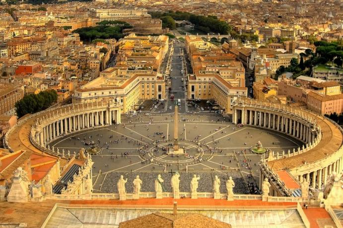 Basilica di San Pietro al Vaticano