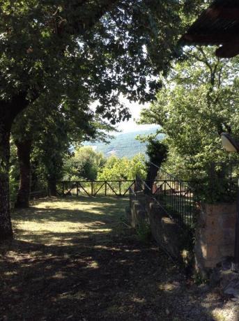 Agriturismo vicino Roma immerso nel verde