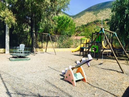 Parco Giochi in Villaggio dei Bambini