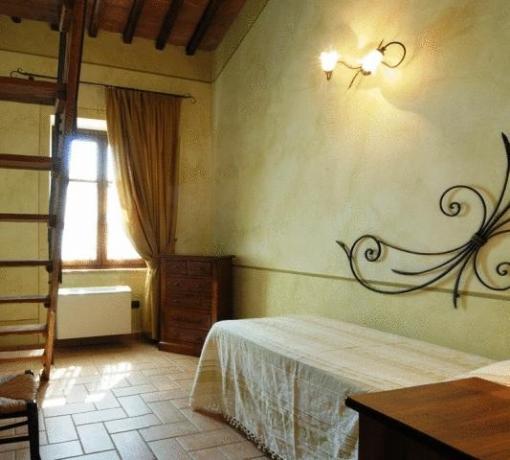 Bellissimi appartamenti per vacanze a Nera Montoro