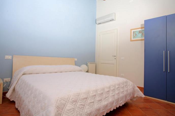 casolare vecciano camera da letto