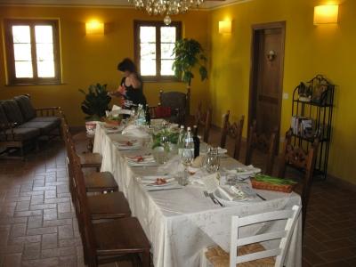 Agriturismp con Ristorante tipico a Foligno