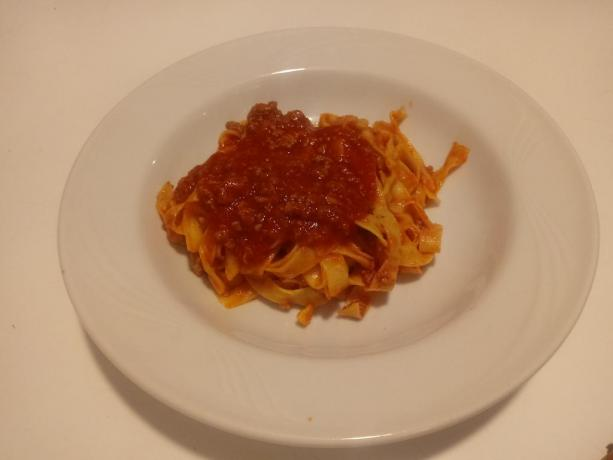 Pasta fresca fatta in casa: cucina tipica toscana