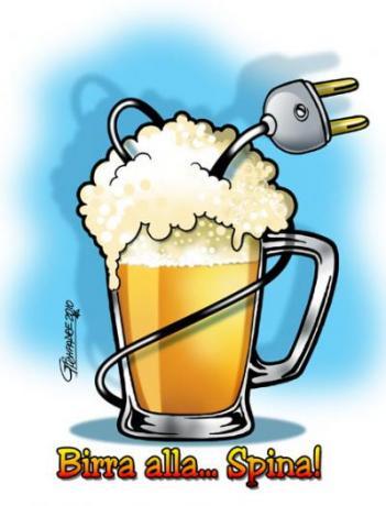 Birra alla spina - Vignette