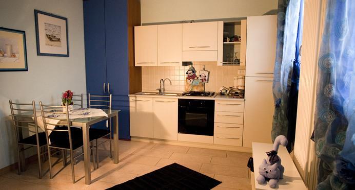 Appartamento Fiordaliso cucina