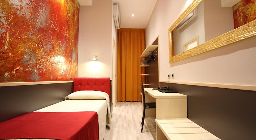 Camera singola Hotel L'Artistico a Milano