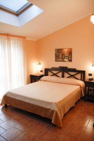 Hotel camera matrimoniale ad Alfedena vicino Roccaraso