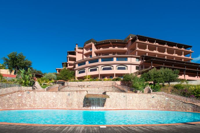 Resort con Piscina all'aperto