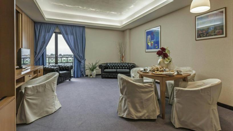 Junior Suite con Vasca Idromassaggio ad Avezzano