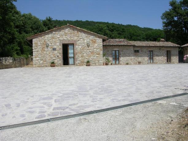 Soggiorno adatto a famiglie in Umbria