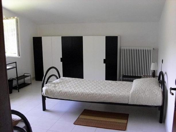 letto standard aggiuntivo, bed-and-breakfast appennino-parmense