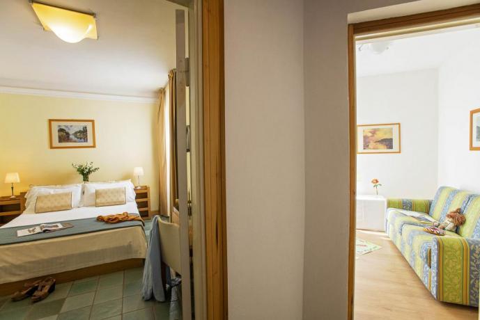 Camere comunicanti hotel4stelle Castiglione della Pescaia