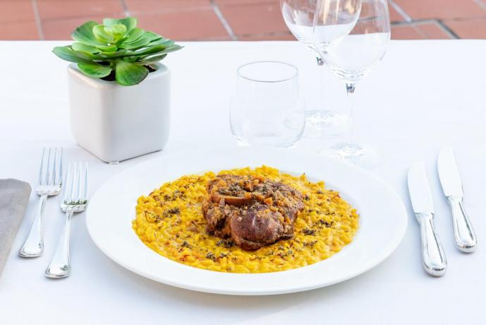 Villa a Nerviano con Piatti per Diete Speciali