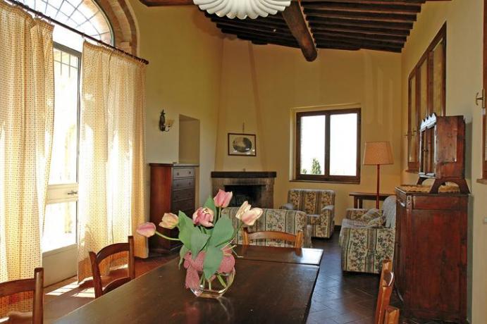 Soggiorno romantico in Casolare a Siena Siena Appartamenti Vacanza ...