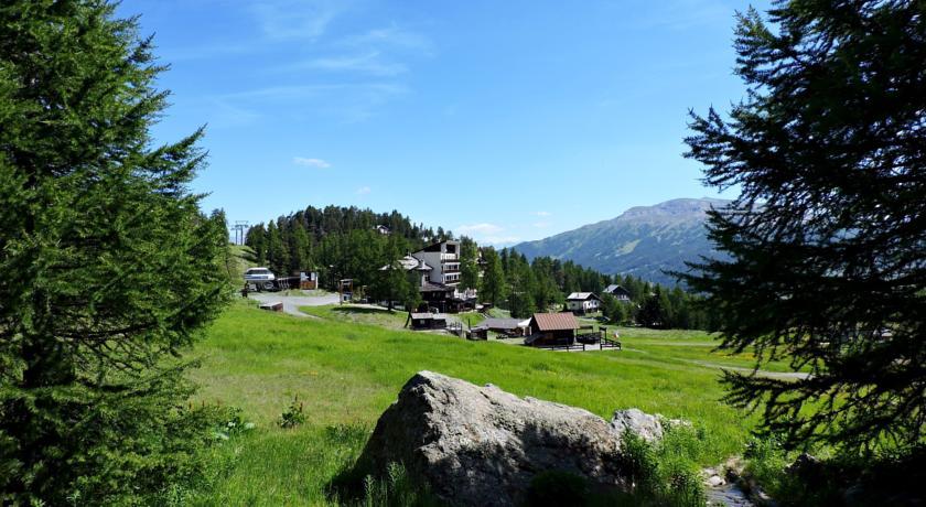 Baita nella Val di Susa