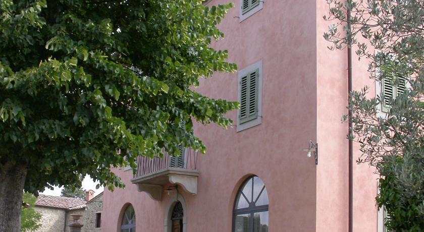 Appartamenti con piccolo balcone
