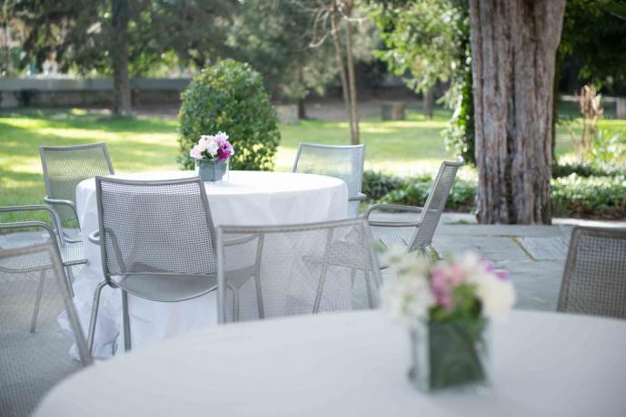 Villa ideale per Eventi e Meeting di Lavoro-vicino-Milano