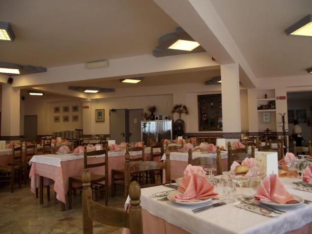 Ristorante Hotel a Catania per coppie