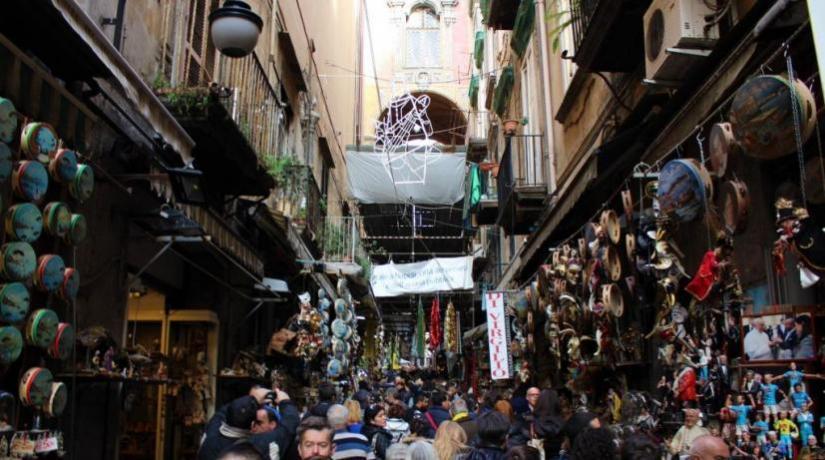 Offerta pacchetto per Napoli con Autobus incluso