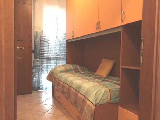 Appartamento vacanza Foligno con camera singola