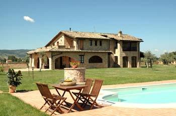 Casale Assisi 8 posti letto