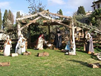 Il Presepe di Assisi