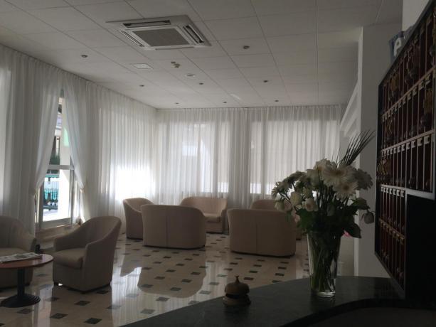 Sala relax hotel vicino Cattolica