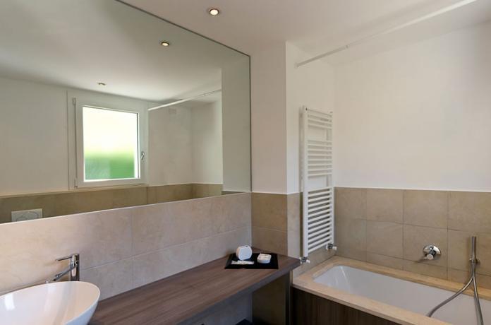 Villaggio Perugia con bagno privato
