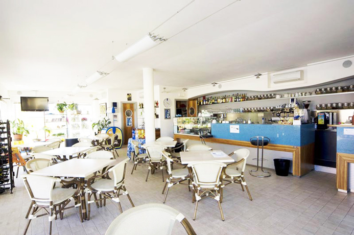 Bar sala colazioni