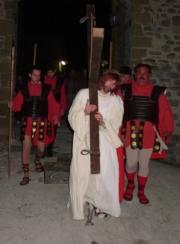 Eventi Pasqua: Processione Casa Castalda PG