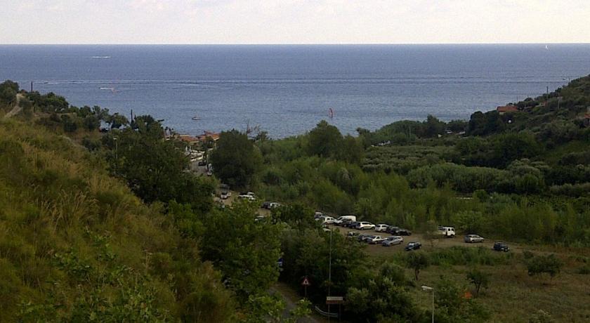 Spiaggia Bandiera Blu a Pioppi