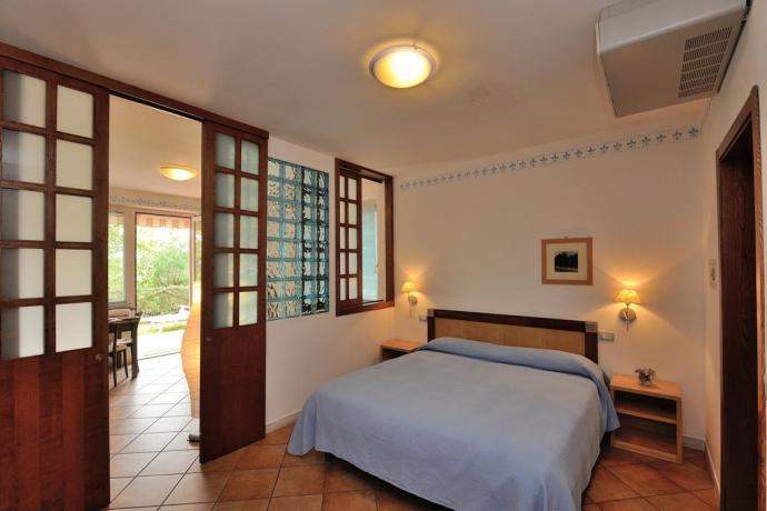 Appartamento 4persone con Portico esterno