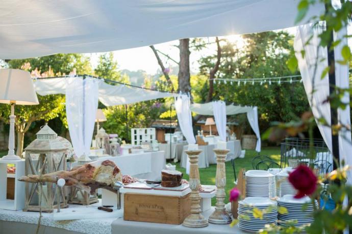 Villa lusso ideale per eventi privati matrimoni Perugia-Piscille