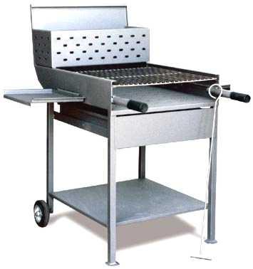 Produzione forni a legna in umbria barbecue da giardino - Barbecue a legna da esterno ...