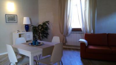 Appartamento Platea soggiorno con divano