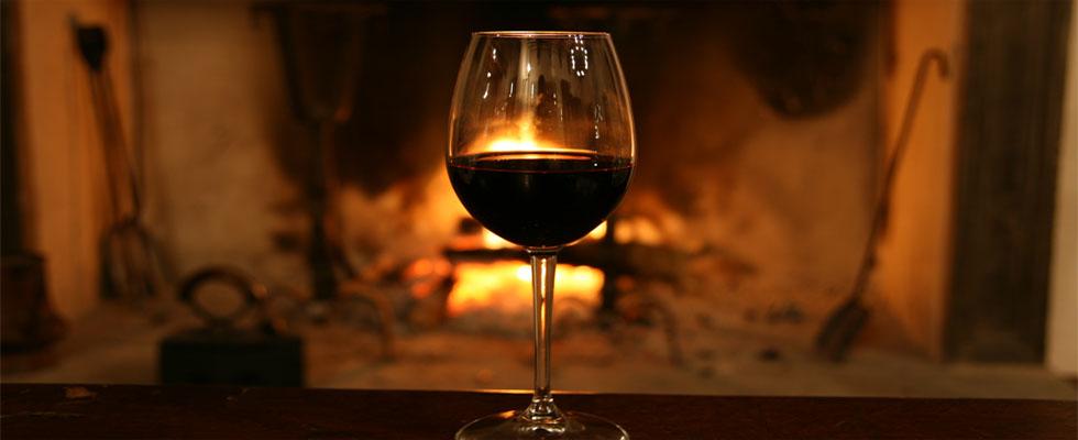 specialità di vini della zona