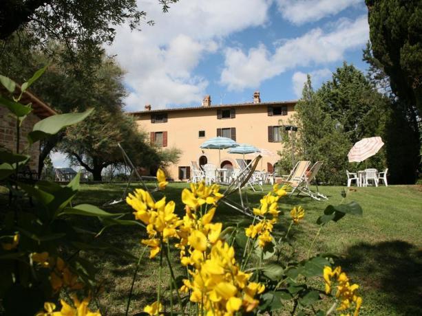 Residenza Ponte Fassia a Gubbio