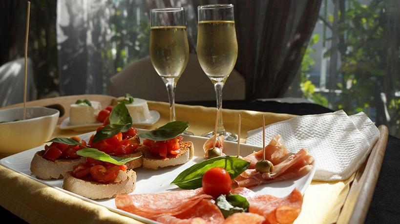 ristorante  ideale per cene romantiche