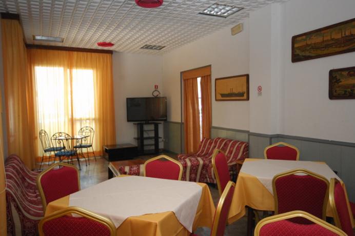 Hotel con Ristorante Bar Rimini Marina Centro