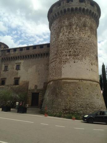 Torre Castello Orsini a Vasanello