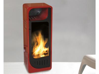 Stufa Elettrica effetto fiamma design