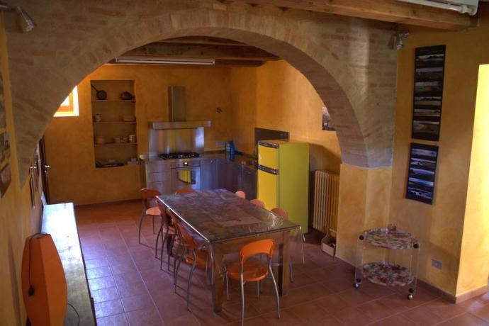 Soggiorno in Villa Luxury a Macerata