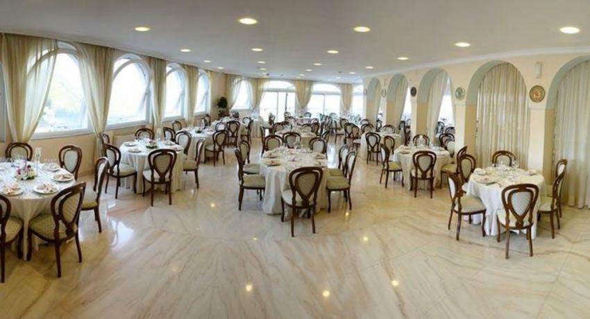 Ristorante romantico in Hotel a Ravello
