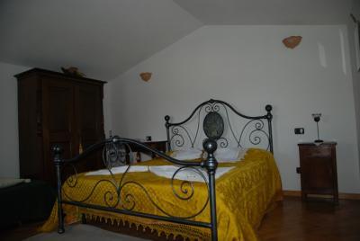 Vecchio Granaio camera matrimoniale